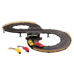 John World Circuit de voiture Grand 8 Express 2m30