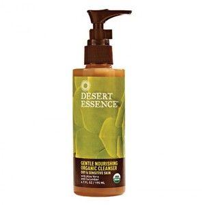 Desert Essence Nettoyant douceur nourissant biologique 195 ml