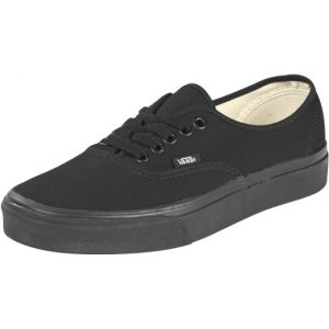 Vans U Authentic - Baskets Mode Mixte Adulte, Noir, 46 EU