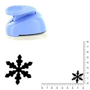 Artémio Moyenne perforatrice - Flocon de neige 5 - 2.5 cm