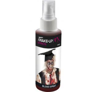 Bombe spray faux sang Halloween