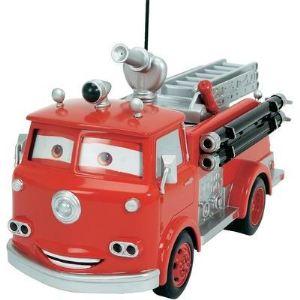 Image de Dickie Toys Camion de pompier radiocommandé Red Cars 2 1:16