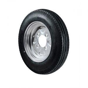 Kings Tire Roue de secours 450R10, 4 trous 115 x 85