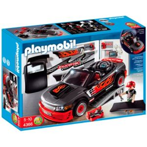 Playmobil 4366 - Voiture tuning avec effets sonores