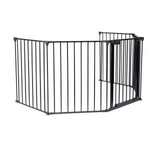 Storaddict Barrière de sécurité pour enfants pour cheminée et escaliers