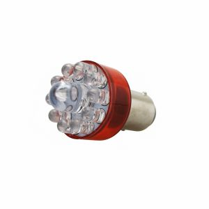 REPLAY Ampoule BAY15D S25 LEDs 12V 21/5W Rouge