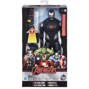 Hasbro Figurine Avengers avec accessoires lumineux (modèle aléatoire 30 cm)