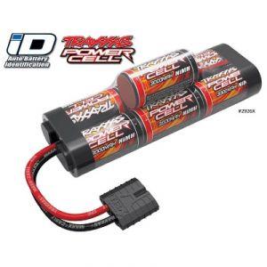 Traxxas 2926X - Accu ID Power 8,4V Ni-MH 3000mAh