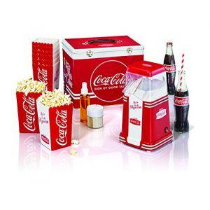 Simeo CC650 Coca-Cola - Machine à pop-corn