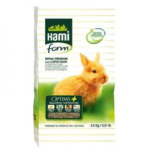 Hamiform Repas premium lapin nain 2.5 kg