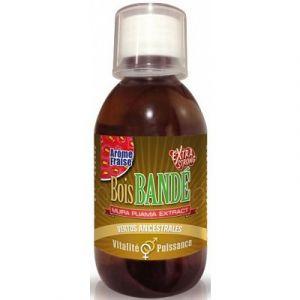 Laboratoire funline Bois bandé 200 ml (parfum fraise)