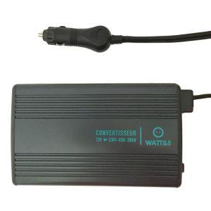 Infosec Watt&Co Convertisseur Voiture 12-230V 300W