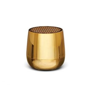 Lexon MINO+ SPEAKER BT -METALLIC GOLD - Enceinte sans fil