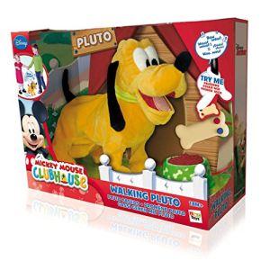 IMC Toys Pluto peluche interactive à promener