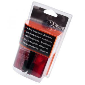 XL Perform Tools XLPT 2 feux de gabarit bicolores