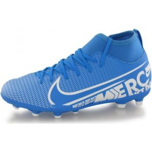 Nike Chaussures de foot enfant Chaussures Superfly 7 Club Fg/mg bleu - Taille 36,38,37 1/2,38 1/2,36 1/2