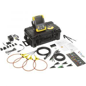 Fluke Energimètre et analyseur de qualité du réseau électrique 400 Hz 437-II