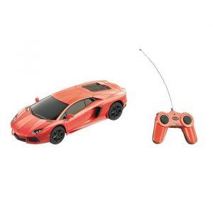 Mondo Motors Lamborghini Aventador Voiture Telecommandée Orange
