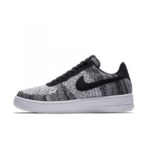 Nike Chaussure Air Force 1 Flyknit 2.0 pour Homme - Noir - Taille 43 - Male