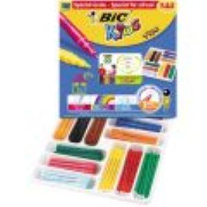 Bic 001038 - Classpack de 144 feutres Visa pointe fine