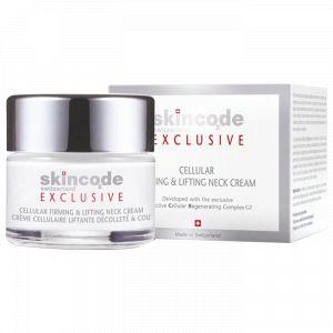 Skincode Exclusive - Crème cellulaire liftante décolleté & cou