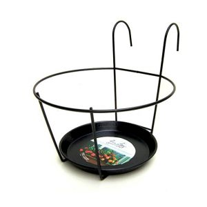 Poetic SUPPORT POT BALCON Ø23 ANTHRACITE FF309781