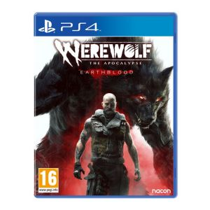 Jeu Ps4 Werewolf : the Apocalypse - Earthblood [PS4]