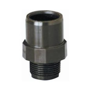 GIRPI Embout fileter mâle PVC HTA avec renfort inox 32/40 X 26*34 -