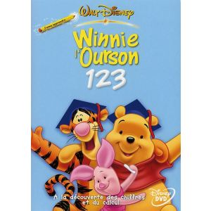 Winnie L'ourson 123 : A la découverte des chiffres et du calcul
