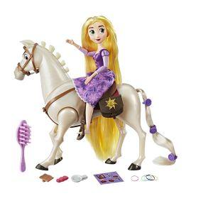 Hasbro Raiponce et Maximus le cheval royal