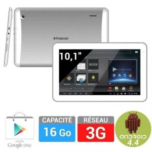 "Polaroid Infinite+ 10.1"" 16 Go - Tablette tactile sous Android 5.1"