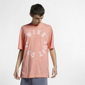 Nike Hautà manches courtes Sportswear pour Homme - Rose - Taille L - Male