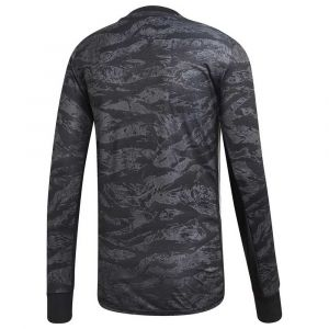 Adidas Maillot Gardien manches longues noir adulte 19-20 - Taille - L