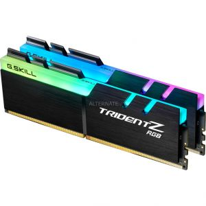 G.Skill F4-3000C15D-16GTZR - Trident Z RGB 16 Go (2x 8 Go) DDR4 3000 MHz CL15