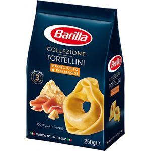 Barilla Collezione Tortellini Fourrées au Jambon et au Fromage 250 g