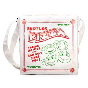 Messenger Bag Teenage Mutant Ninja Turtles Pizza