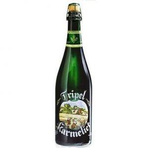 Carrefour BRASSERIE BOSTEELS Karmeliet Tripel Bière Blonde - 75 cl - 8,4 %