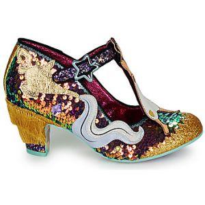Irregular Choice Chaussures escarpins WHOLE NEW WORLD bleu - Taille 36,37,38,39,40,41