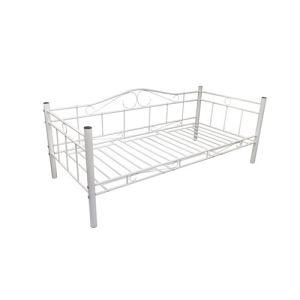 banquette lit metal comparer 82 offres. Black Bedroom Furniture Sets. Home Design Ideas