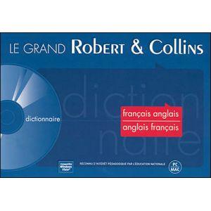 Le grand Robert & Collins [Mac OS, Windows]