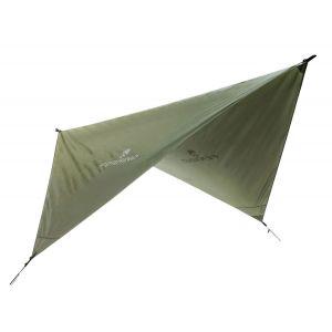 Ferrino Rain Tarp 240 x 240 cm Vert Taille unique