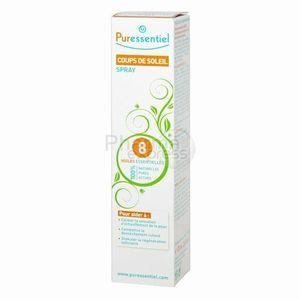 Puressentiel Coups Soleil Spray aux 8 huiles essentielles