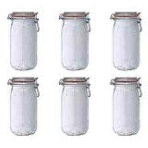 Le Parfait 6 bocaux Super (1,5 L)