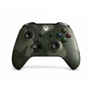Microsoft Manette Xbox One sans fil - Edition Spéciale Armed Forces II