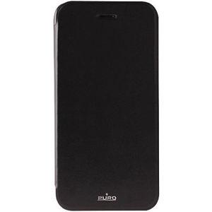 Puro IPC655BOOKCCRY - Étui Folio en cuir avec porte-cartes pour iPhone 6
