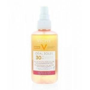 Vichy Idéal Soleil - Eau de protection solaire SPF30