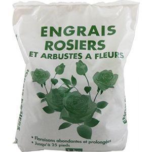 NONA Engrais pour rosiers - 1 kg - Rosiers - 1 kg - Formulation composée d'éléments essentiels - Sous forme de granulés
