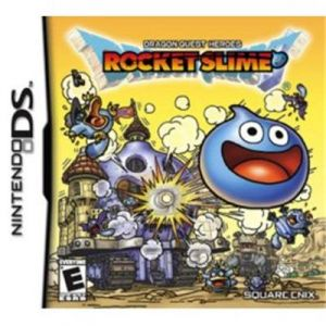 Dragon Quest Heroes: Rocket Slime (Import Americain) [DS]