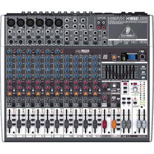 Behringer Xenyx X1832USB - Table de mixage 18 voies