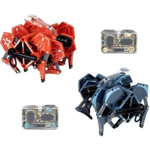 Hexbug Battle Ground Spider Robot electronique, 409-4519, Multicouleur